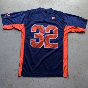 UVA Virginia jersey medium by starter